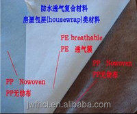 Roofing Vapor barrier building material ,cheap waterproof membrane