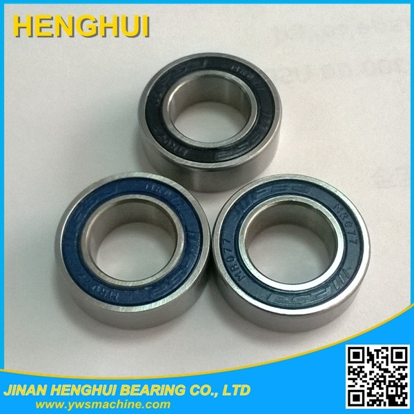 BMX bike or motorcycle engine parts bearing Si3N4 hybrid ceramic bearing 6802 6803