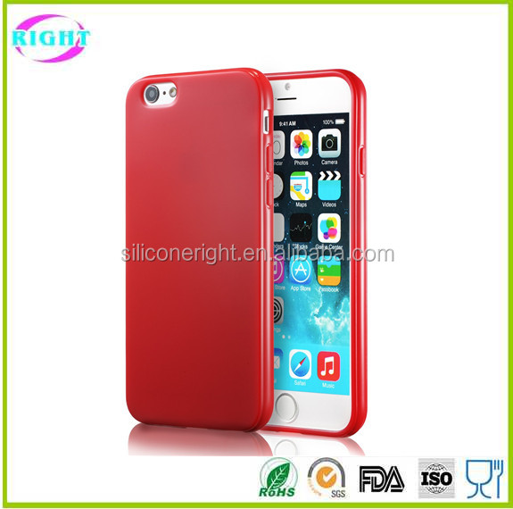 free sample phone case water proof silicone phone cover