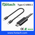2015 new products high speed 10GB/S USB connector TYPE-C 3.1