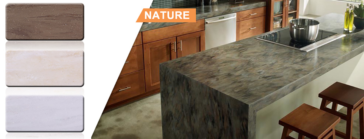 Kaiping Fuliya Industrial Co., Ltd. - Solid Surface (Pure / Modified ...