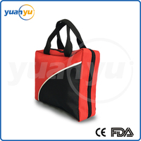 2016 TOP Selling Portable Emergency Kit 600D Material 100 pcs Car Vehicle First Aid Bag Din 13164