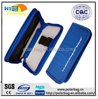 Portable Diabetes carrying case for insulin pen and syringe