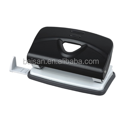 plastic two hole office Paper Punch fancy paper punch