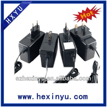 EU US UK AU wall plug charger 17v 1a