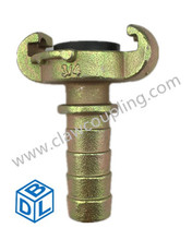 "European type universal couplings 3/4"" hose end with collar"
