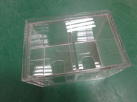 Transparent Casino Poker Chip Carrier chip case chip rack
