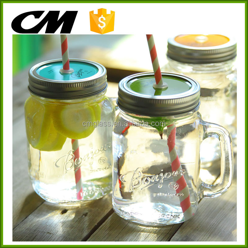 Different Size mason jars for sale