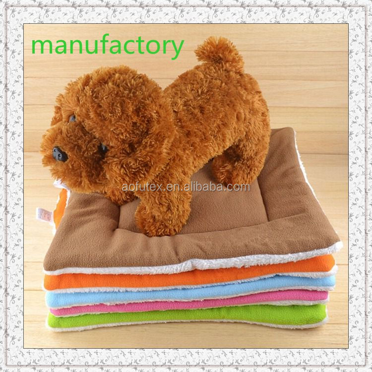 Small Medium Large Cat Dog Pet Mat Soft Blanket Sleep Warm Bed Cushion Blanket