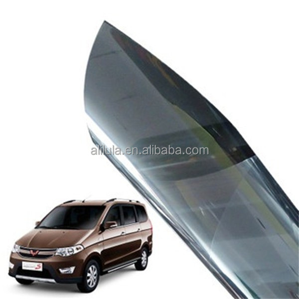 DIY Car styling design one way vision car window film, car window sticker