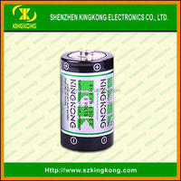 R14P 1.5V Zinc chloride heavy duty dry battery