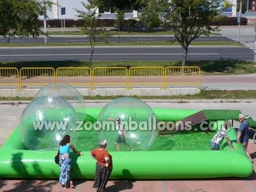 The most popular bubble ball walk water ball WB26