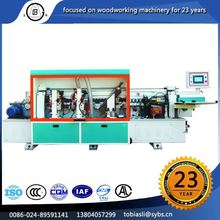 MF-1504B high efficiency timber simple operation China Cnc Wood Edge Trimming Banding Machine