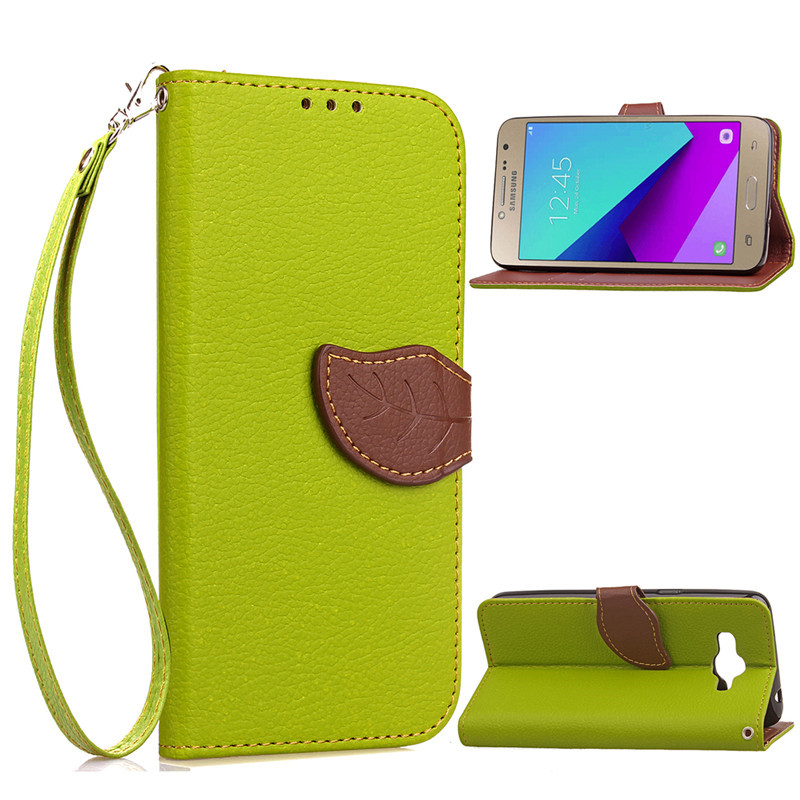 Hot Selling Wholesale Factory Price Mobile Phone Case forSamsung J2 Prime PU Leather Flip Cell Phone Case forSamsung J2 Prime