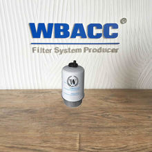 wbacc best selling filter P550401 SP-1245for heavy truck parts