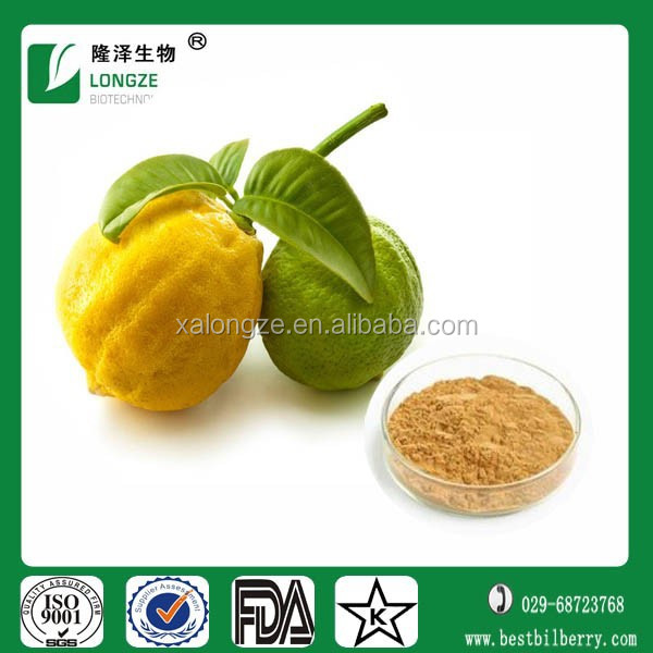 100% natural citrus bergamot extract 38% polyphenols for Cardiviovascular health