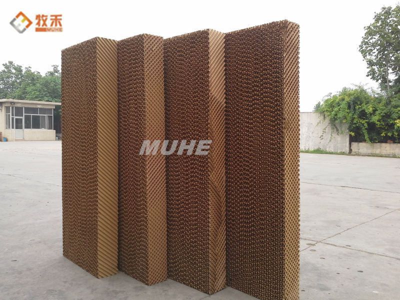 7090/5090 evaporative cooling pad for air cooler/water tower/poultry houses