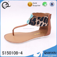 2015 mulit print sexy sandals gladiators womens