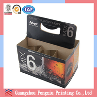 Beer Packaging Foldable Color Box Printing