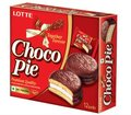 Choco Pie Lotte Chocolate cake