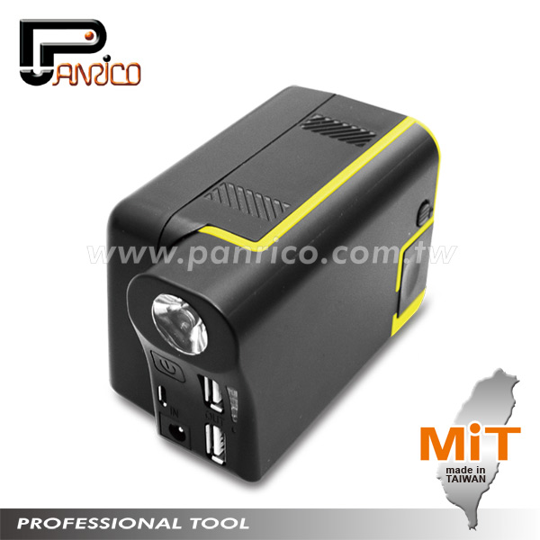 Powerful Multi-function Jump Starter Power Bank for Vehicle and Outdoor activities