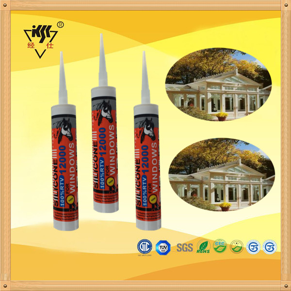 cheap price Stick Silicone Glue/Sealant For Wood/Gutter Silicone Sealant