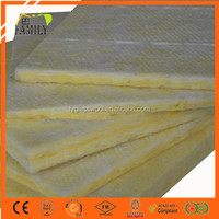 Glass Wool Board With CE,BRANZ,ISO certificate Acoustical Glass Wool Board, Fiberglass Wool Slab