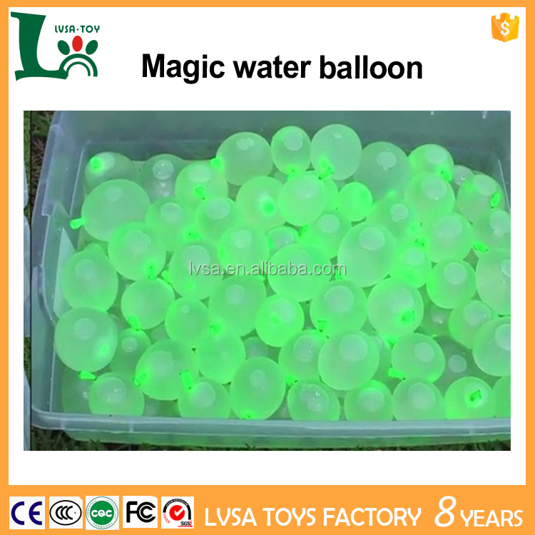 Hot Sales Water Balloons/ Magic Balloons/ Magic Water Balloons For Kids