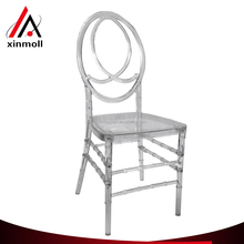 China wedding furniture tiffany outdoor plastic chair for sale