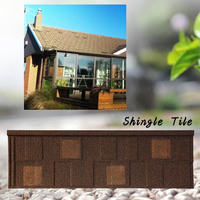 PT Roof- Global Stone Coated Metal Roofing Tiles- Shingle tile