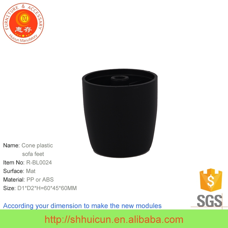 Durable Table Base Bed Leg Plastic Mat Surface