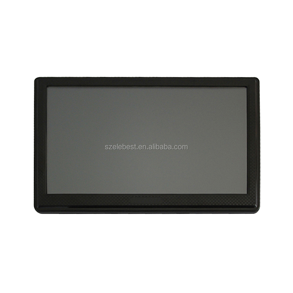 7 inch TFT LCD Touch Screen Display Portable Auto GPS Navigator with Multi-media