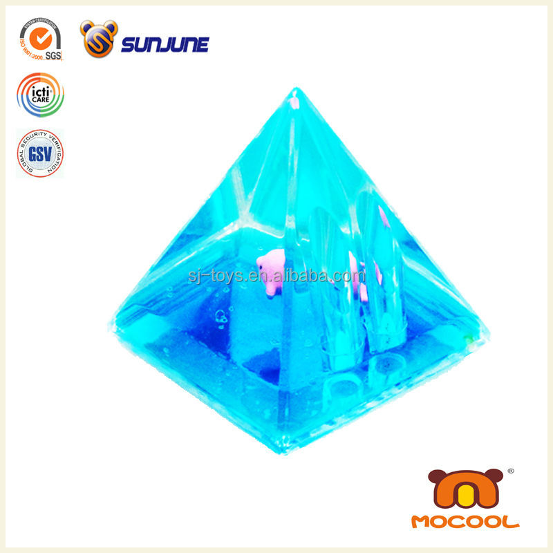 Pyramid Crystal Table Decoration/Holiday Gifts/Souvenir