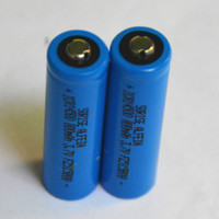 14500 Rechargeable Lithium 3.6v Battery