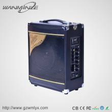 6.5'' DJ Woofer Sound Box with Rechargeble Battery Active Portable Speaker Made in China