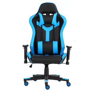 High Back Cheap Metal Frame Racing Car Style Bucket Seat Gaming Computer Office Chair