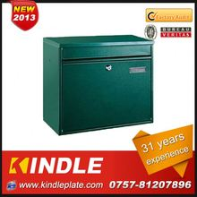 Kindle low cost commercial lockable customized classic mailbox with 31 years experience