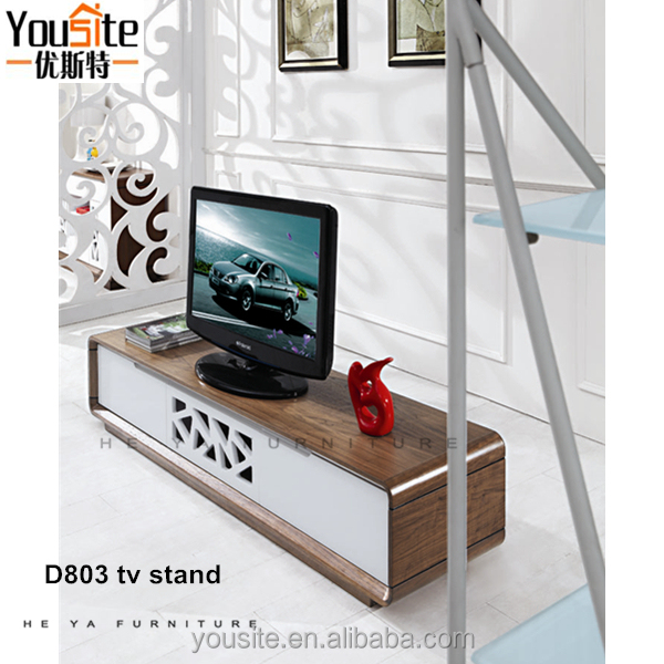 Led Tv Stand Designs Wooden : Living room furniture wood led tv wall unit design buy