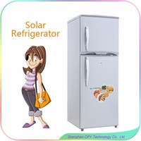 230l double door dimensions stand solar refrigerator
