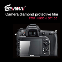 EIRMAI digital cameras screen protection film for nikon D7100 lcd camera screen protector