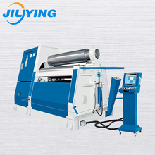 W11X hydraulic plate roller bending machine / W11 mechanical 3 roller rolling machine