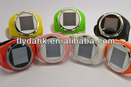 Quad band touch screen watch mobile phone MQ988+