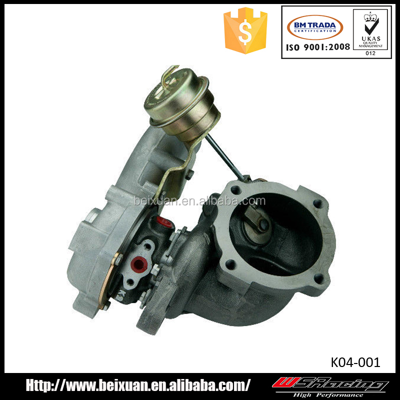 turbo k04 53049500001Turbo for SEAT LEON /SKODA OCTAVIA /AUDI A3 /VW golf boras Jetta 1.8T 180HP turbocharger
