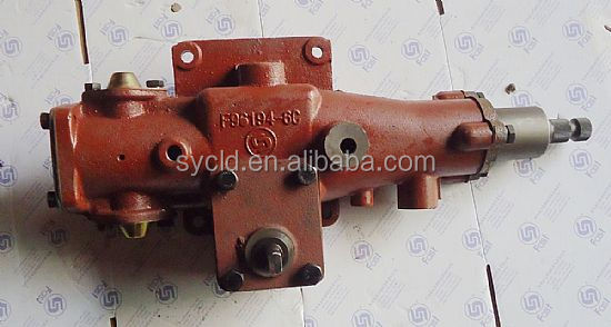 truck gearbox part gearbox top cover F96194-6