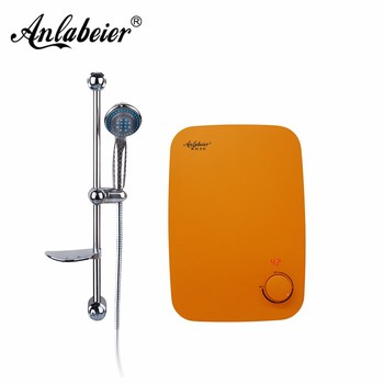 220V 1kW-5.5kW fashion design portable bathroom electric water heater mini water heater electric