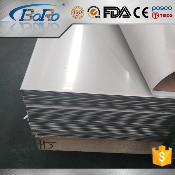 430 304 304L 316L 201 310s 321 316 4x8 metal stainless steel sheet prices