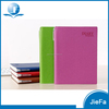 Hot Sell PU Leather Note Book With Pen