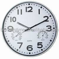 Home Decoration Weather Clock Gift Wall Clocks
