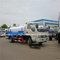 Foton forland right hand drive 5000 liters water tank truck