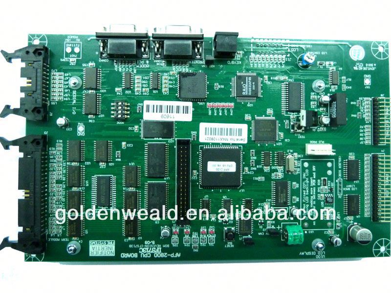 pcba manufactory Audio amplifier pcb assembly
